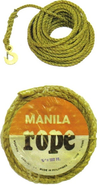 Luco Mop Company Ropes